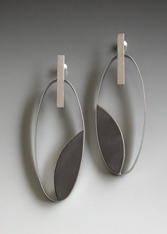 Another One for C.R. Mackintosh  earrings