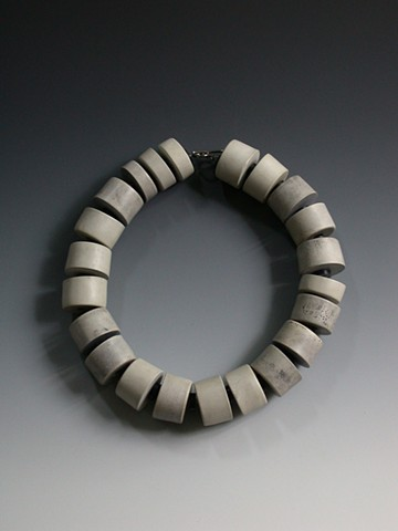 Cement Beads   necklace