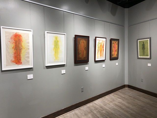 Essence & Matter Exhibition at Weaver Gallery, Bethel University