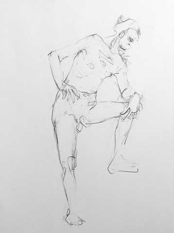 Oxford Life Drawing OX4 Paul Fenwick Abstract Painting Paul Fenwick Art Contemporary Artist Figurative Abstract Painting Drawing