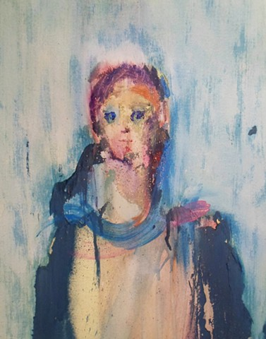 Paul Fenwick Abstract Painting Paul Fenwick Art Contemporary Artist Figurative Abstract Painting Drawing