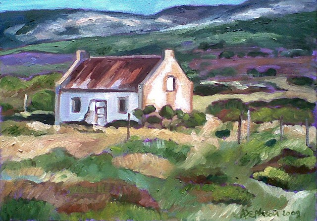 Cottage at Riversdale