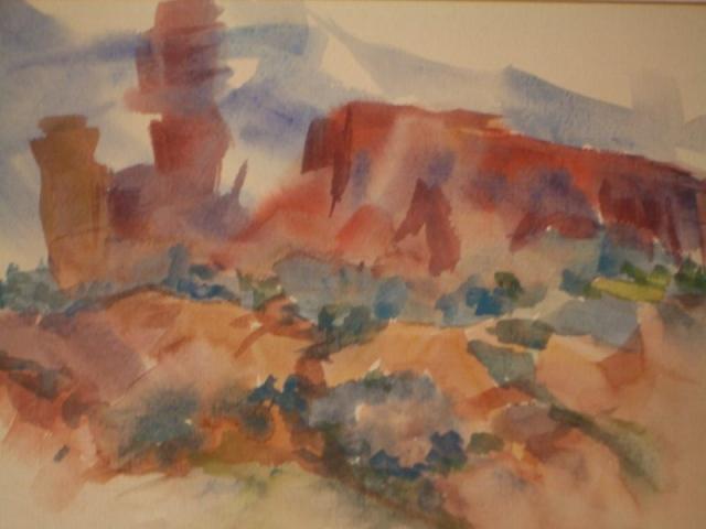 Chimney Rock-Ghost Ranch
