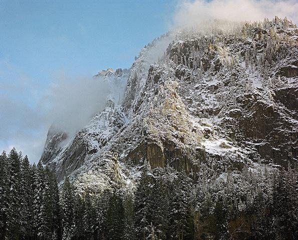 Inside Yosemite National Park #2