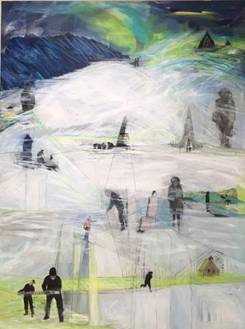 Worlds of Auroras – Iceland