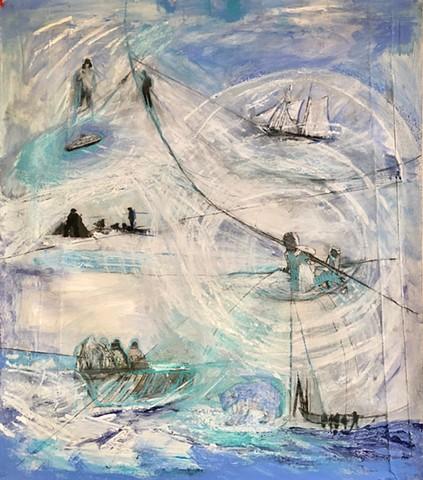 Arctic in Transit