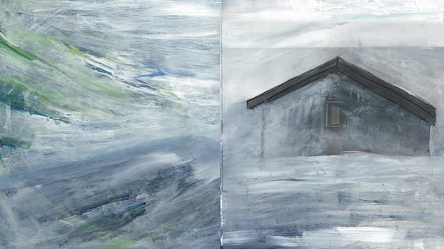 Whitewashed Blues and Lake Thingvellir Cottages