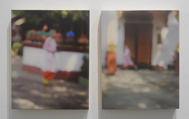 Untitled (Myanmar #3, #4)