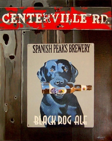 Black Dog Ale