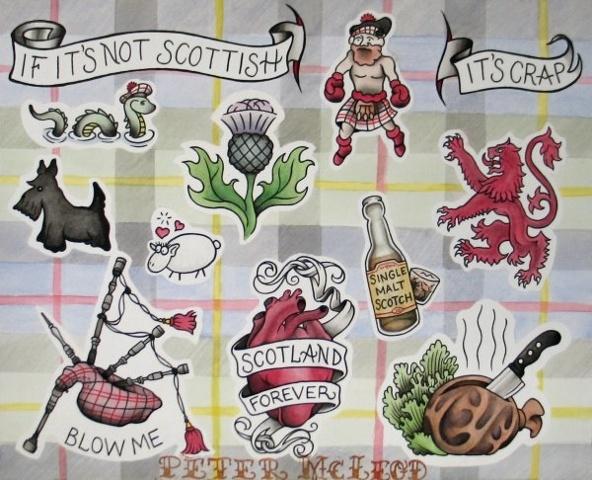 Scotland Flash Peter McLeod