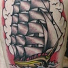 Traditional Tall Ship