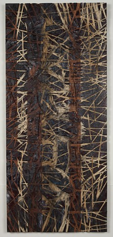 Woodblock by Lin Lisberger