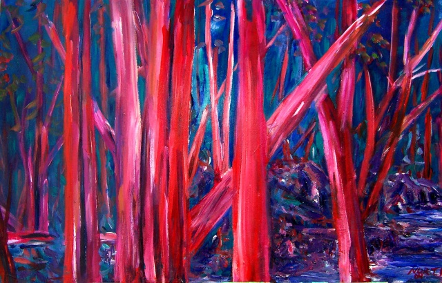 Red Forest Three