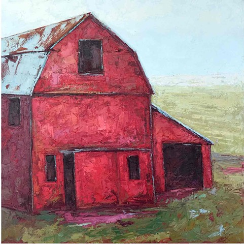 Big Red - SOLD