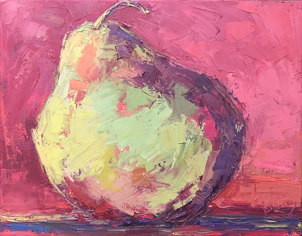 Crimson Pear - SOLD