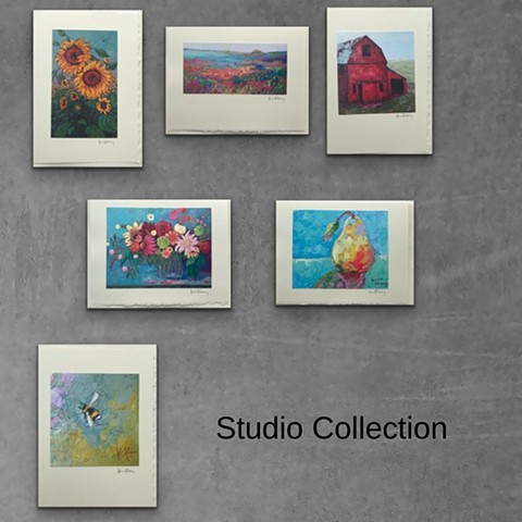 Greeting Cards - Studio Collection