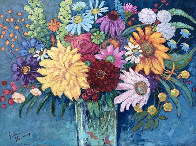 Big Bouquet - SOLD