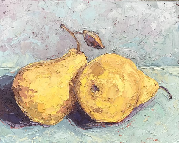 Two Pear - SOLD