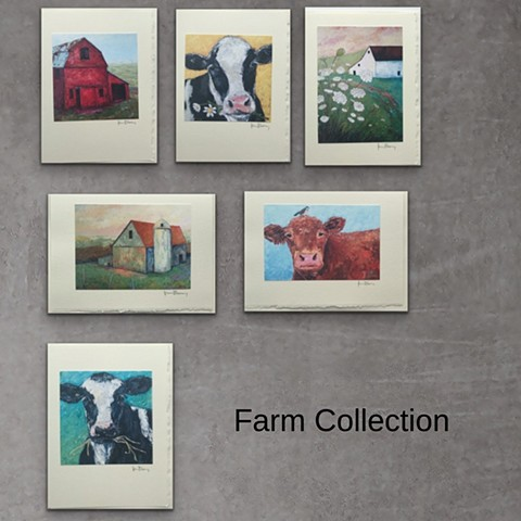 Greeting Cards - Farm Collection