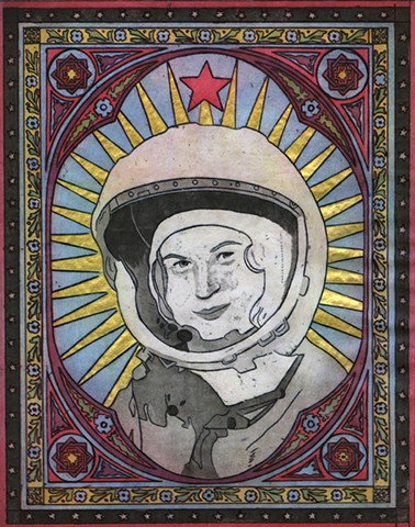 Valentina: First Woman in Space