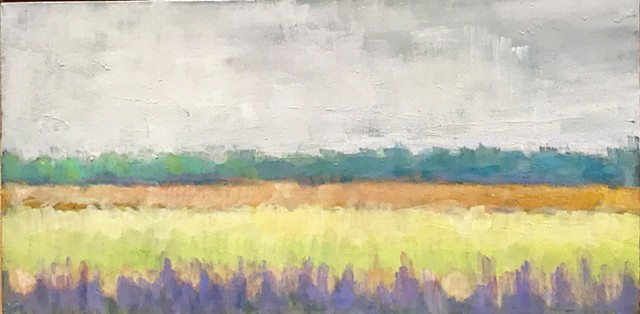 shelley lowenstein martha's vineyard farm fog plein air