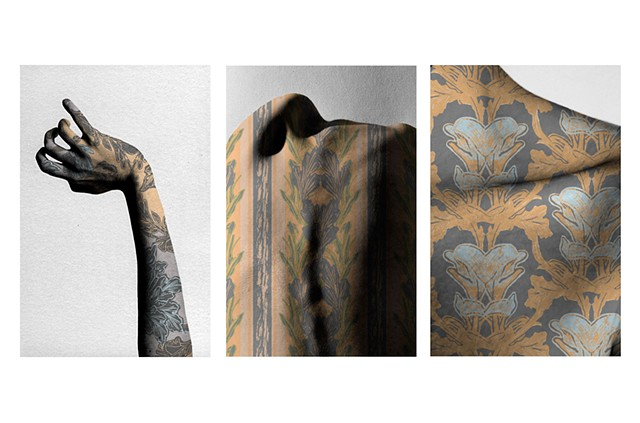 Traditional Patterns & Texture Mapped Bodies