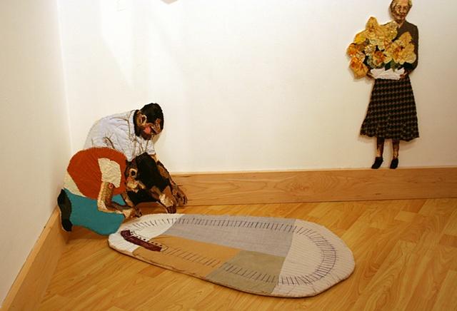 Installation at Jack Fischer Gallery