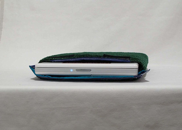 Astro Laptop Case, Relevant Reuse, 2008