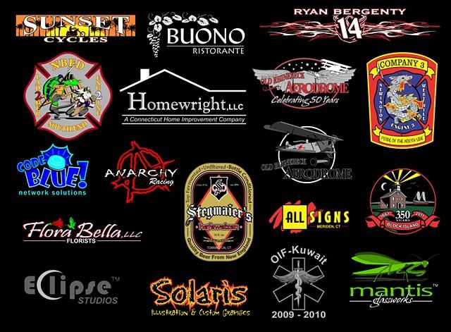 Custom logo designs