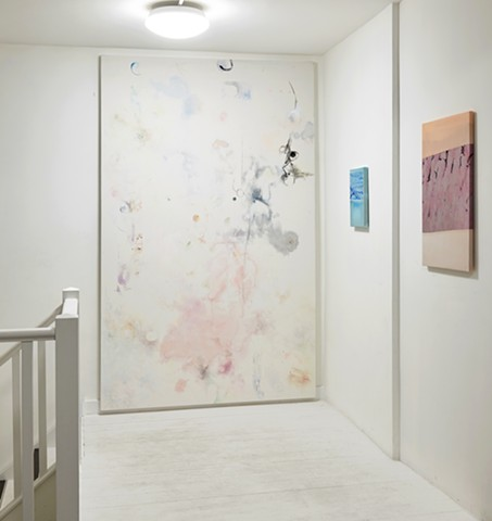 Untitled 2, installation view, Ione and Mann, photo credit Matt Spour