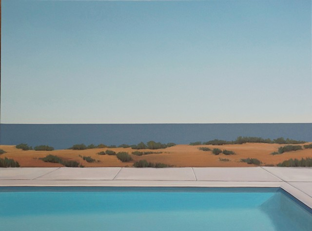 jacob cooley pool paintings