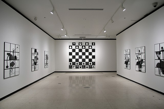Mind Games University of Alberta Museums,  Enterprise Square Galleries,  Edmonton, AB 2015