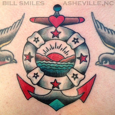 Sailor Jerry Anchor