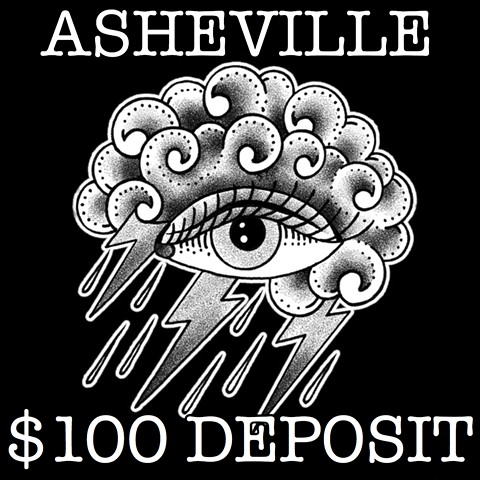 $100 Deposit for Thistle & Pearl Tattoo