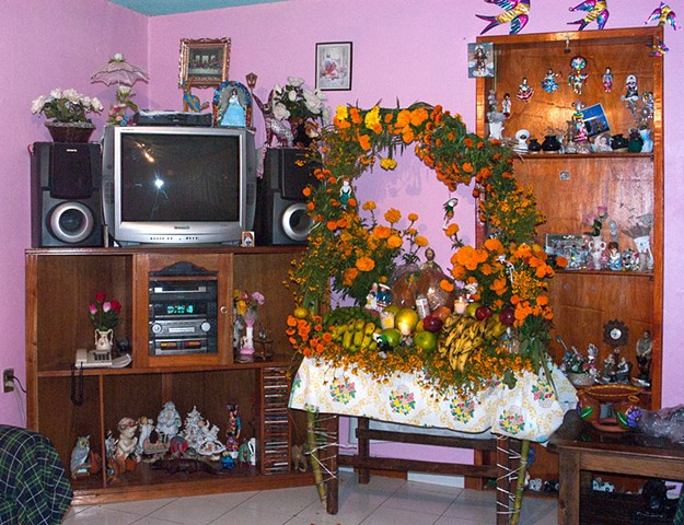 Living Room Ofrenda 2997