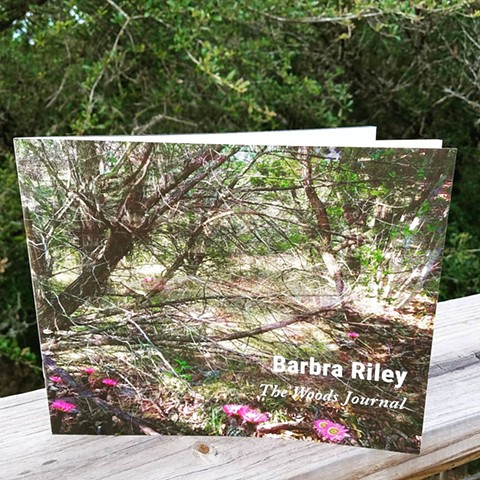 Catalogue: Barbra Riley-The Woods Journal and The Muses of Mount Helicon