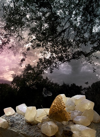 Soul-gathering Rockscape, No.4381
