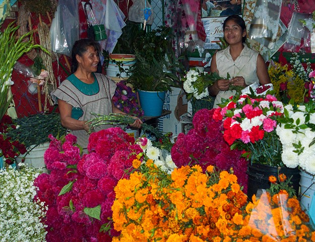 Etla Flower Vendors 2609
