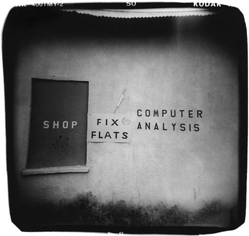 Fix Flats – Alpine, Texas