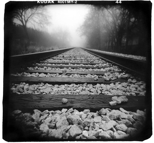 Foggy Tracks – Austin, Texas