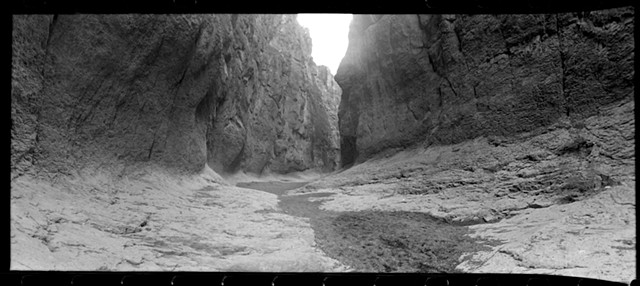 panoramic photo of Closed Canyon BBRSP