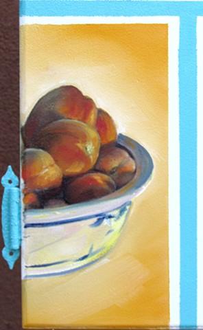 'Peaches' detail 3