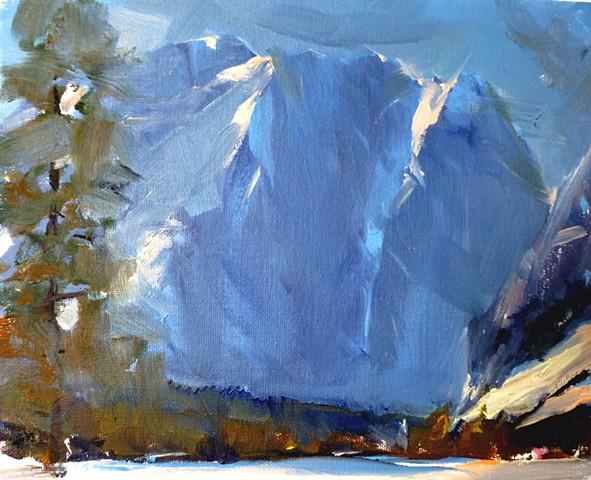 Prospectors Mountain, GTNP