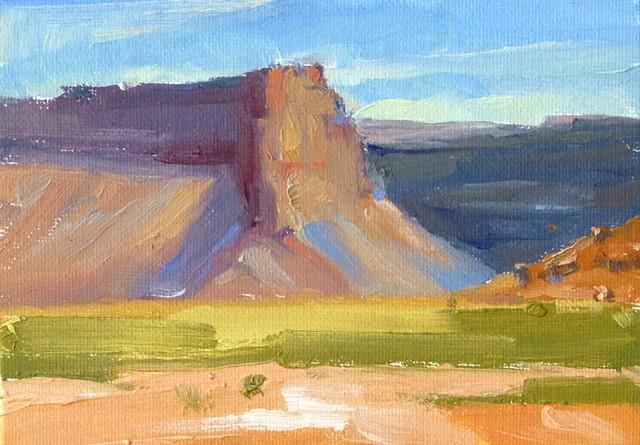 Butte, 2014