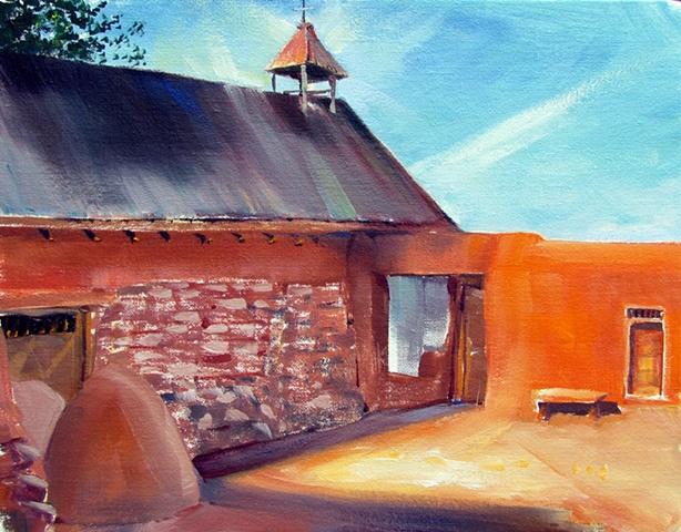 El Rancho de Las Golondrinas, NM