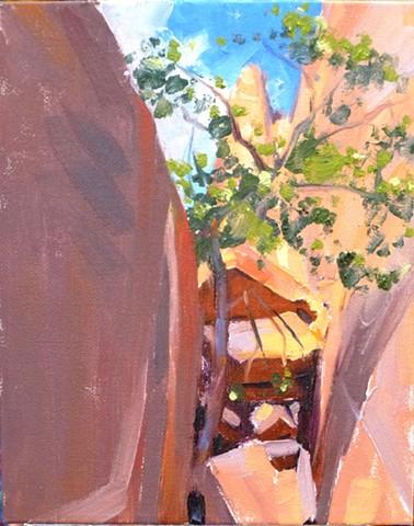 Hanging Garden, Moab