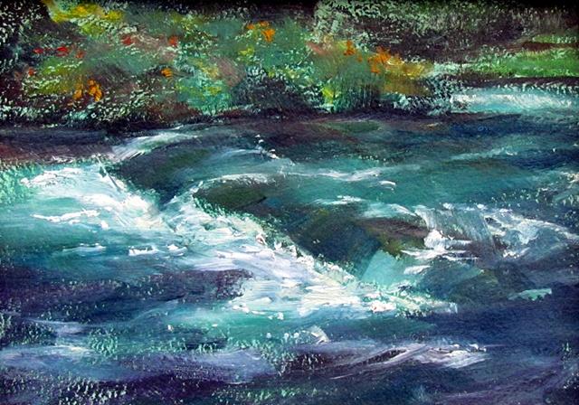 Deschutes river, Bend Oregon