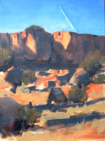 Plein Air painting, Alla prima painting, Oil painting