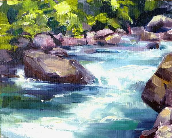 Wannatchee River 2