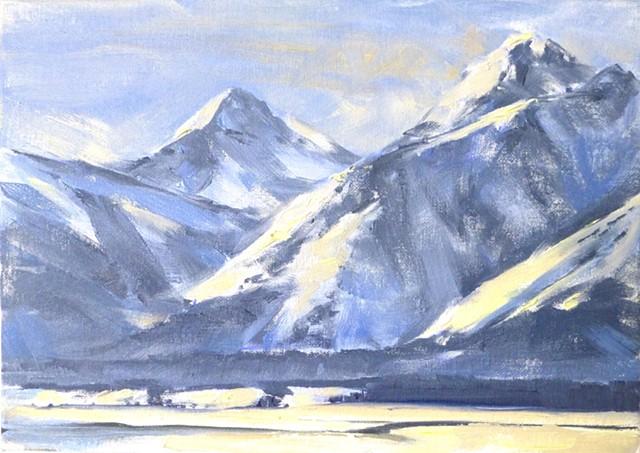 Mount Hunt and Prospectors